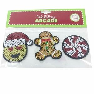 Accessories - Celebrate Shop 3-Pk. Holiday Peel & Stick Patches